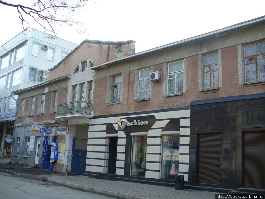 улица Самокиша