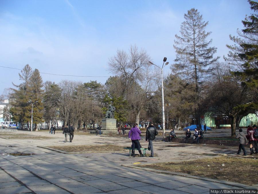 Парк имени К.А. Тренева
