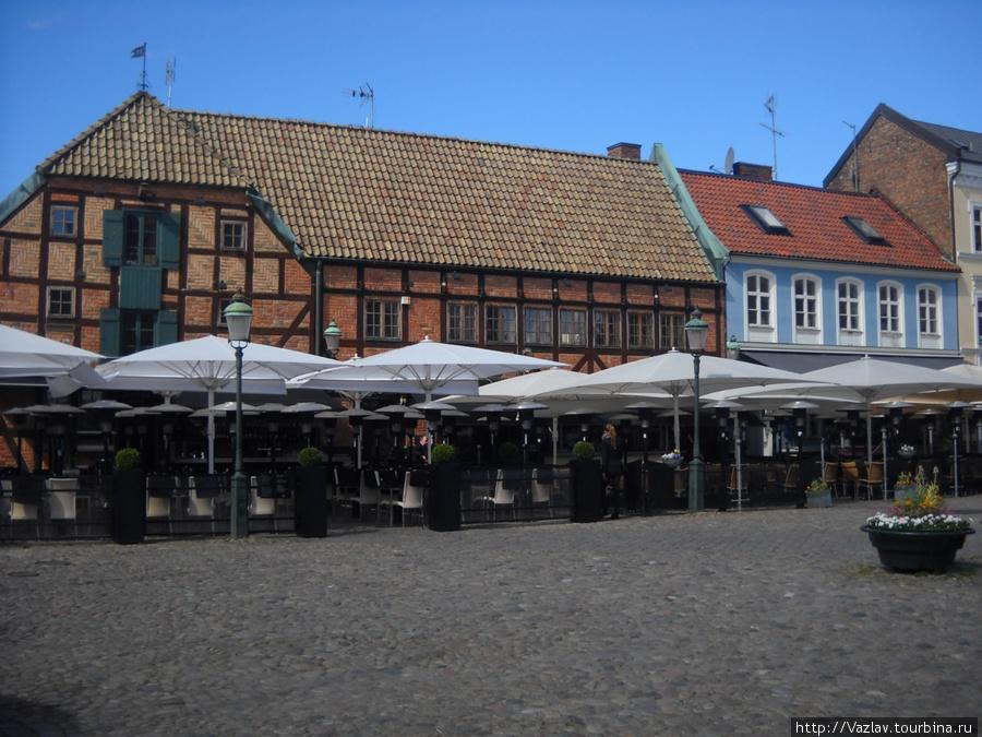 Типичная картина квартала