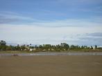 пляж Эвкалиптов, после дождя.