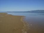 пляж Трабукадор, playa Trabucador.