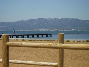 пляж Трабукадор.