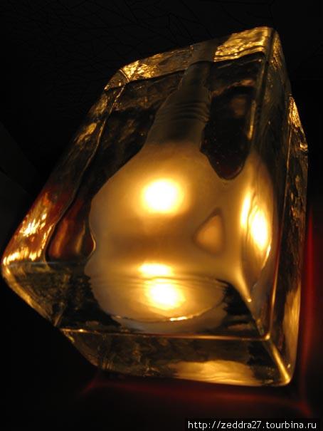 настольная лампочка :)