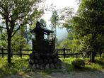 Если есть время до начала танцев, можно подняться к крепости Гудзё, которая расположена тут же рядом, на гору