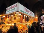 Египетский базар. Здесь выбор сладостей огромен — и в коробках, и на развес.