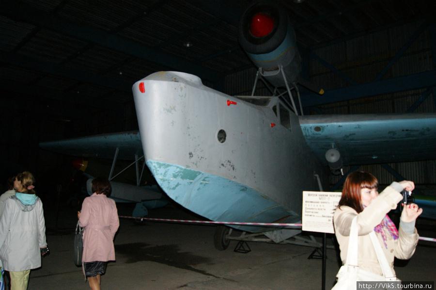 БМР-2. С него начиналась история авиации Северного Флота.