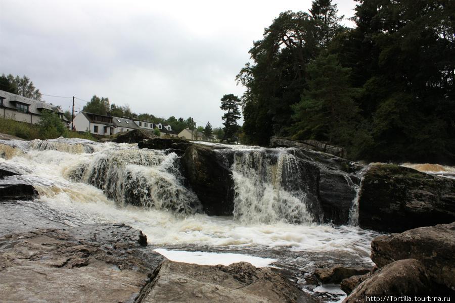 Водопады Дохарт