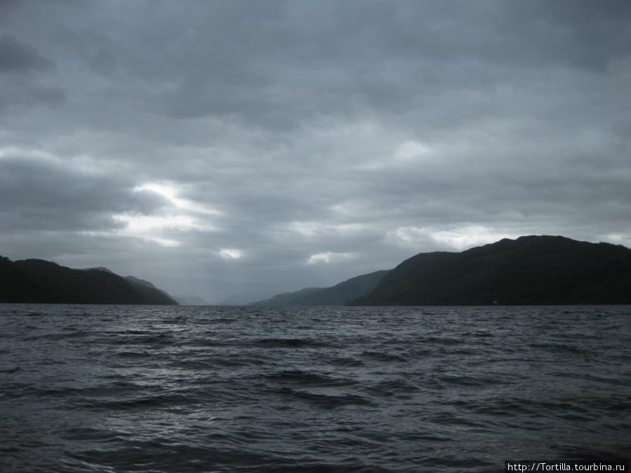 Озеро Лох Несс