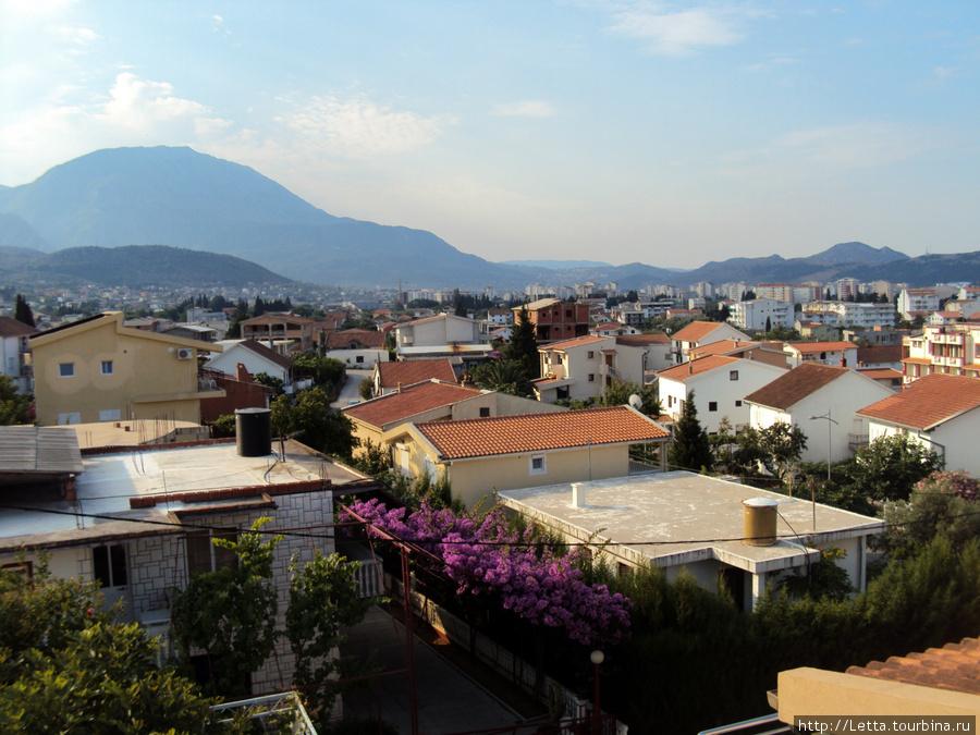 Под защитой гор Шушань, Черногория