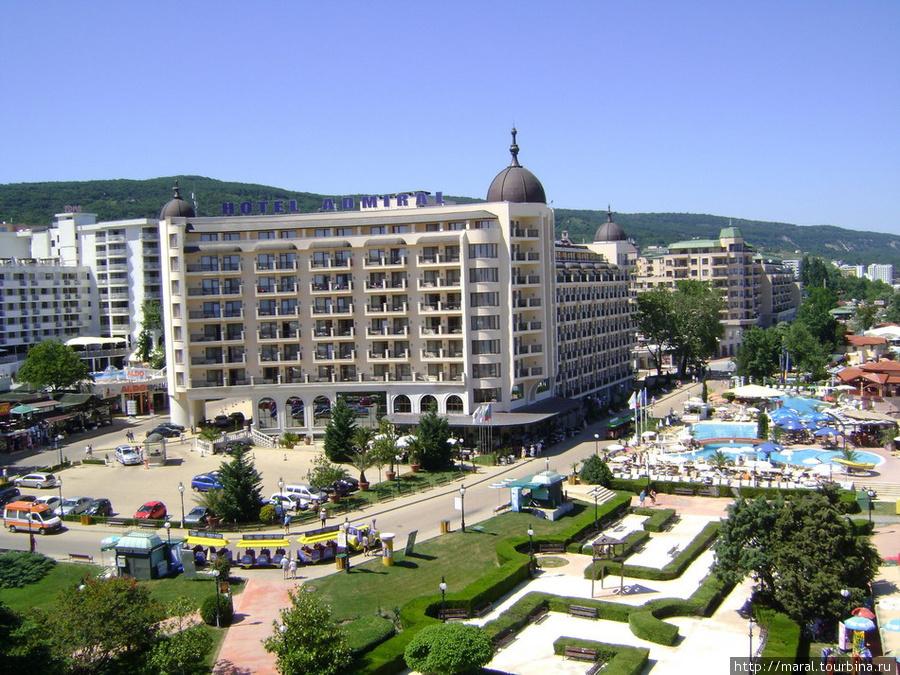 Большинство отелей построены и реконструированы в течение последнего десятилетия. Отель