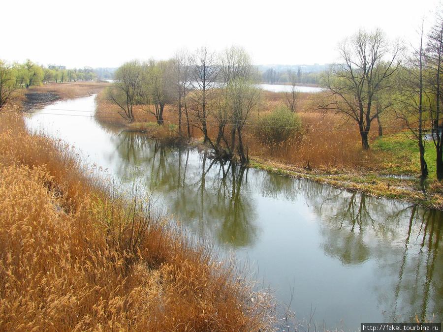 рыбалка в харьковской области река уды