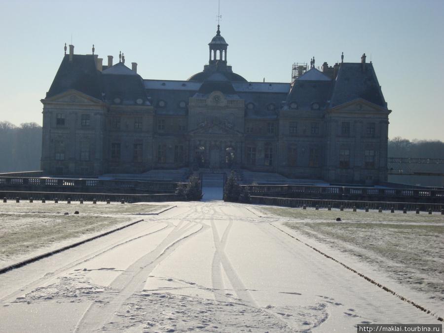 Замок Во-ле-Виконт.