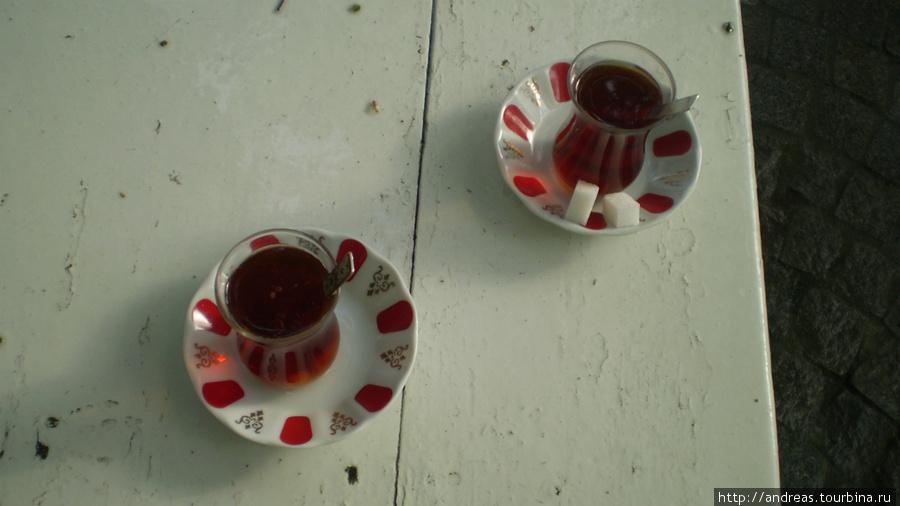 Чай, чай, чай...
