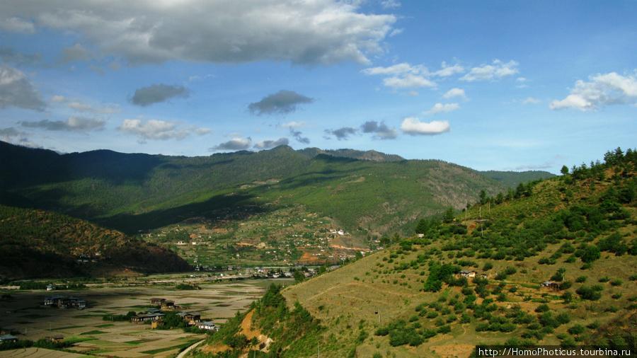 долина Паро