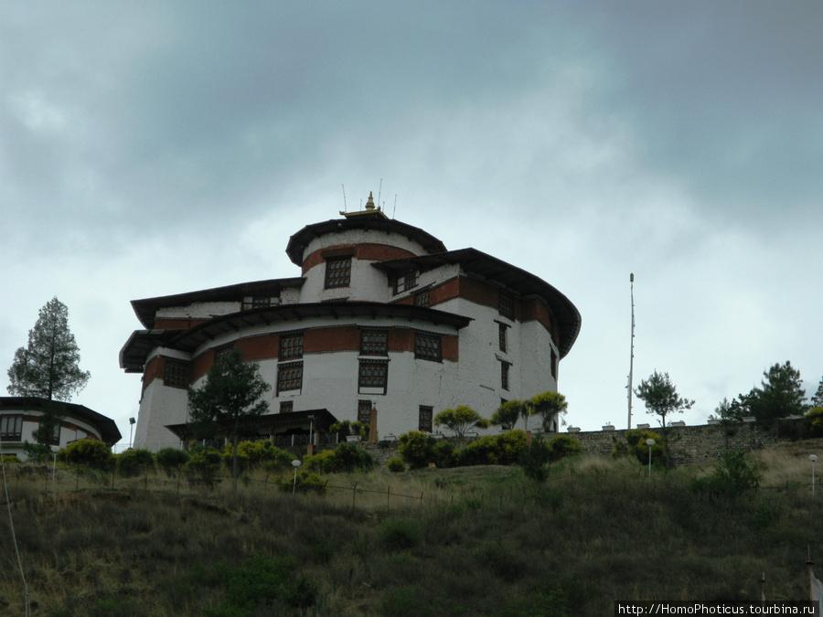 Та Дзонг
