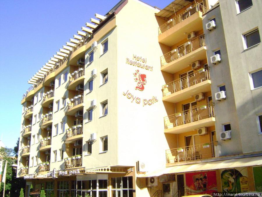 В апарт-отеле