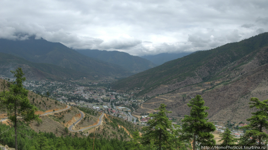 Долина Тхимпху