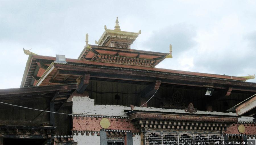 Тхимпху, монастырь Джан Гон Гха