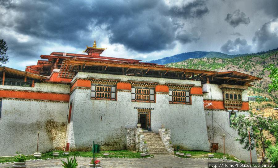 Тхимпху, Симтокха дзонг