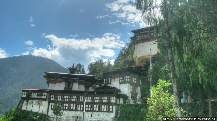 Тхимпху, монастырь Чери