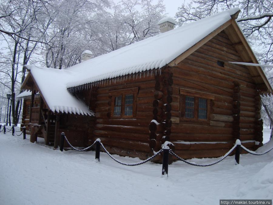 Москва. Коломенское. Доми