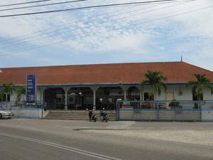 Тумпатский вокзал