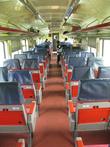 Внутренность — сидячий вагон
