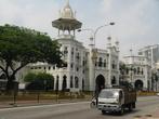 Куала-Лумпур. Старый вокзал ж.д. Вид снаружи. Июнь 2011