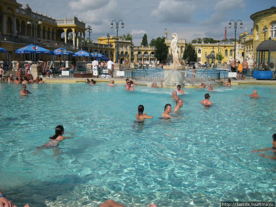 купальни Сечени