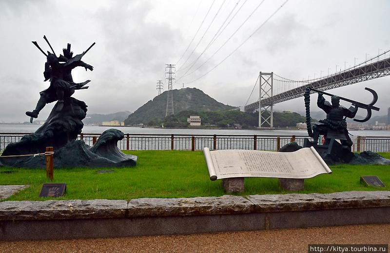 Памятник полководцам Данн