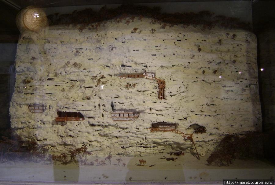 Музейная реконструкция монастыря