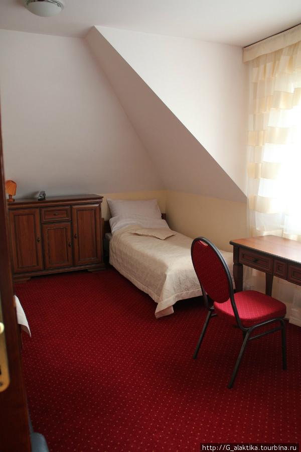 Двух комнатный, четырехместный номер (2-ая  комната)