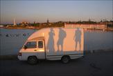 А ещё Александр «подкинул» нам идею полюбоваться закатом с мола, загораживающего вход в Севастопольскую бухту, за что ему громадное спасибо!
