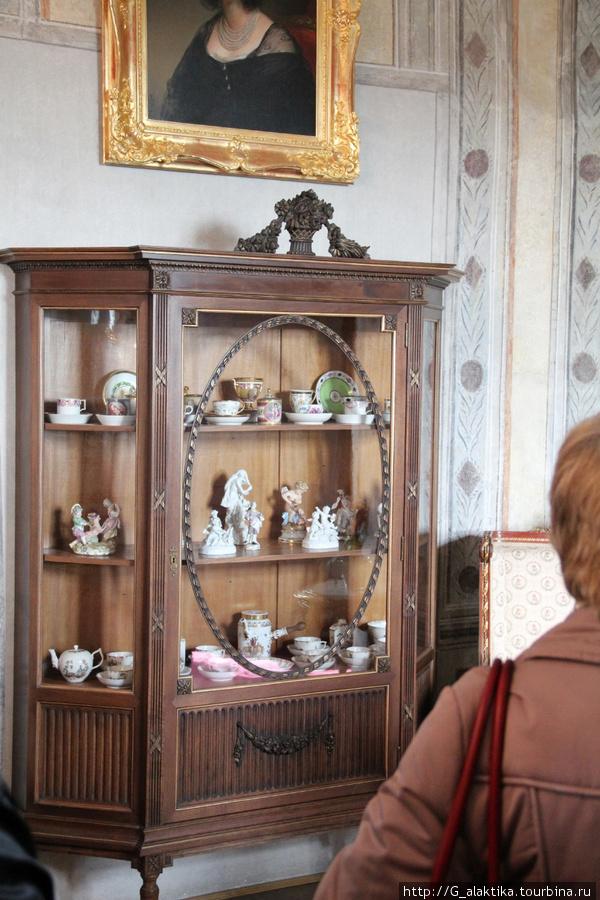 Коллекция знаменитого Мейсенского  фарфора. Первые изделия этой фабрики.