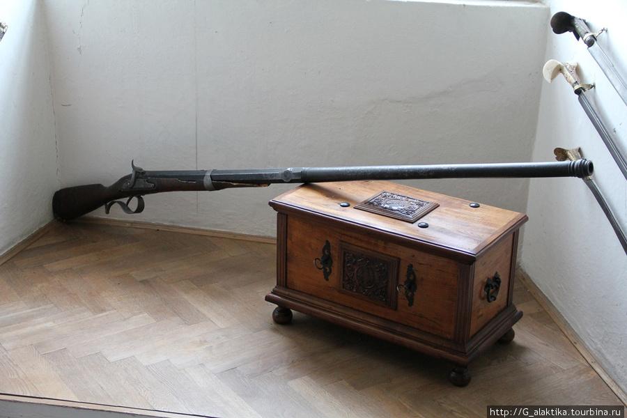 С этим ружьем ходили на обычную утку