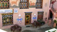 Настенная живопись деревушки Ловеса :)