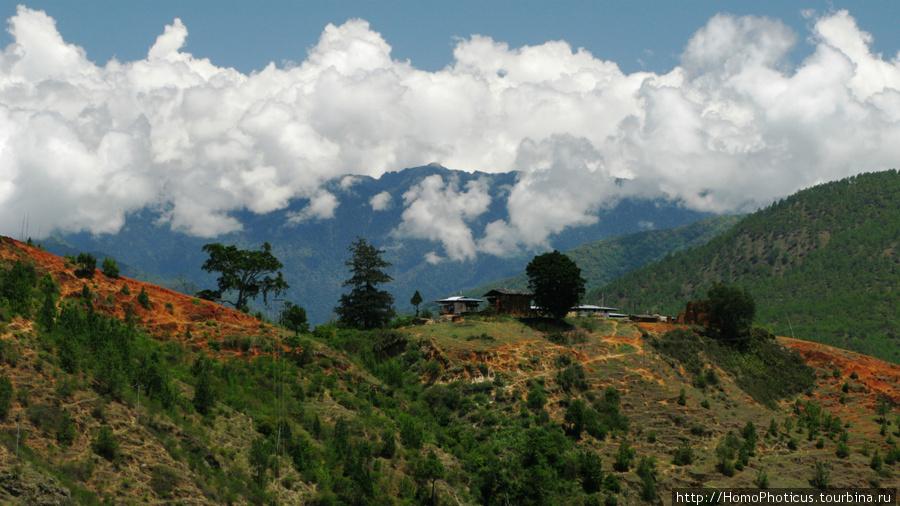 Перевал Дочула