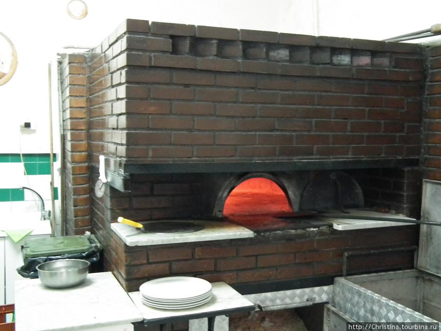 Печка — главное в этом деле !