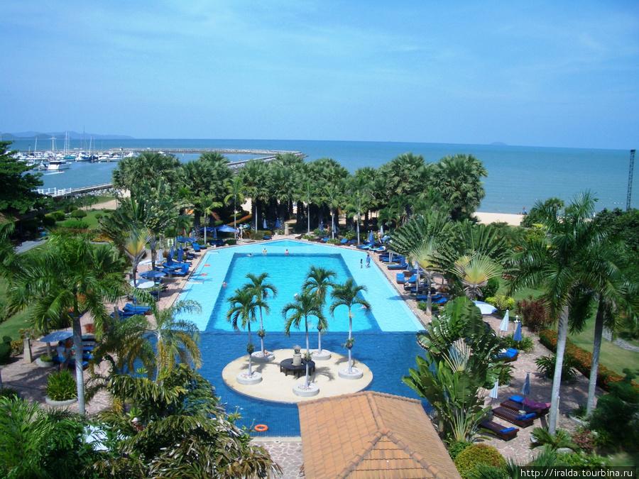 Гостиница «Botany Beach»