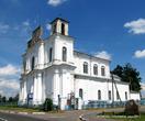 Первоначально, в 1740 — 1746 гг, сооружение строилось, как костел могущественного Мальтийского ордена, но со временем было переделано в православную церковь.