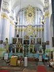 Интерьер церкви Александра Невского. (фото из интернета).