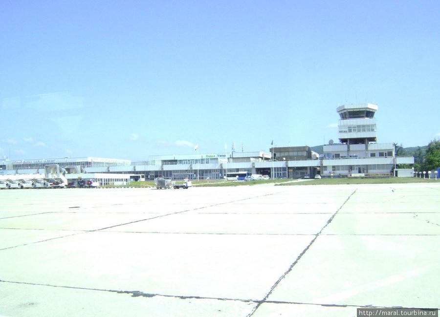 Воздушные ворота Варны