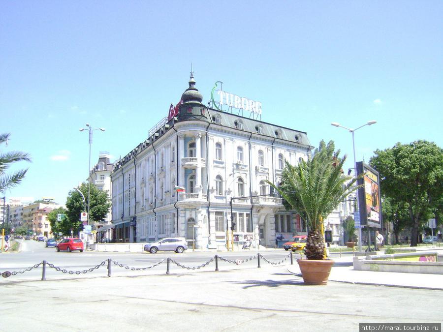 Варну делает неотразимой исторический центр города