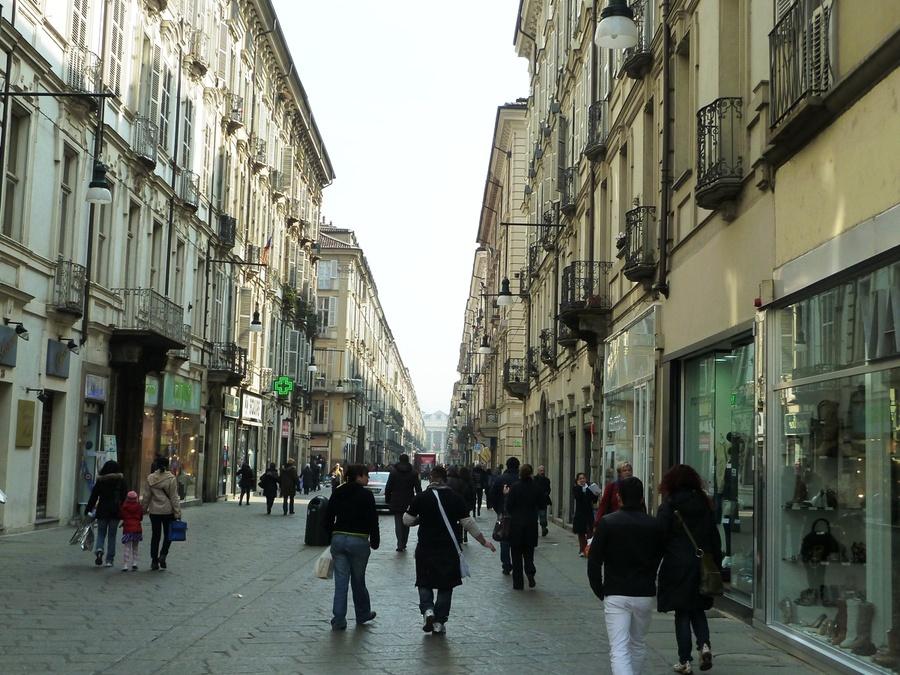 Улица Гарибальди