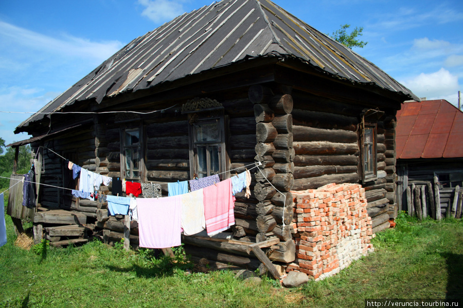 Дом прапрадеда