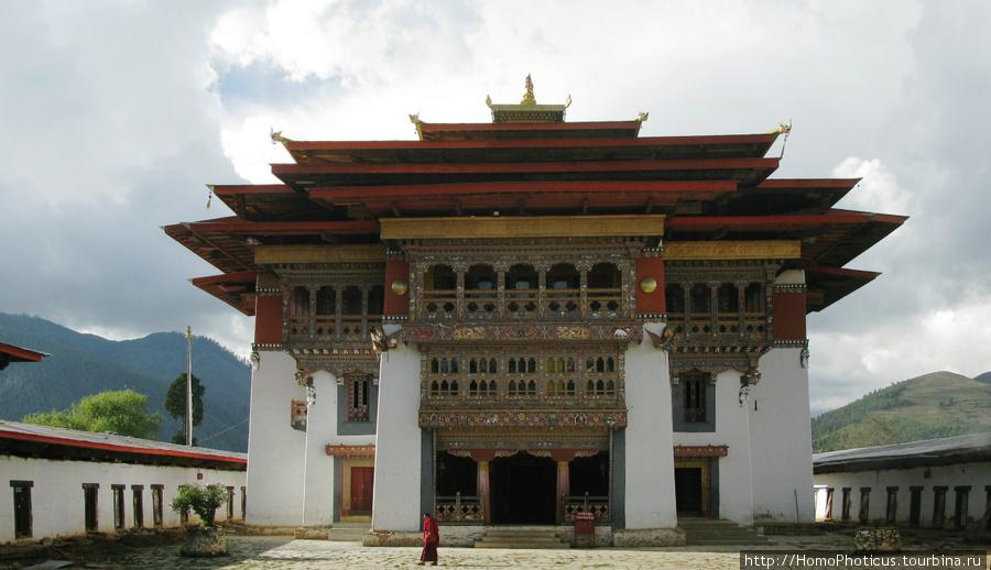 Гантей монастырь