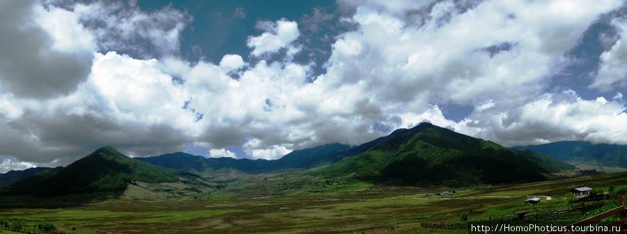 Долина Пхобжикха