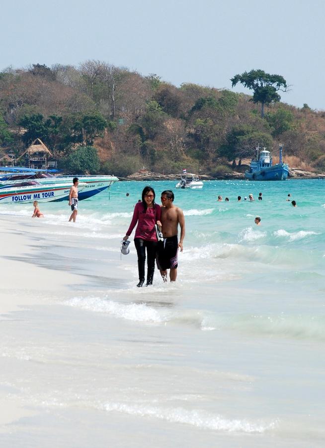 Остров самет в тайланде фото туристов