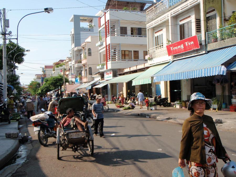 Вьетнам нячанг улицы фото