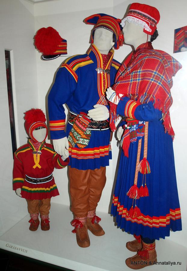 картинки костюмы саамов ландшафта